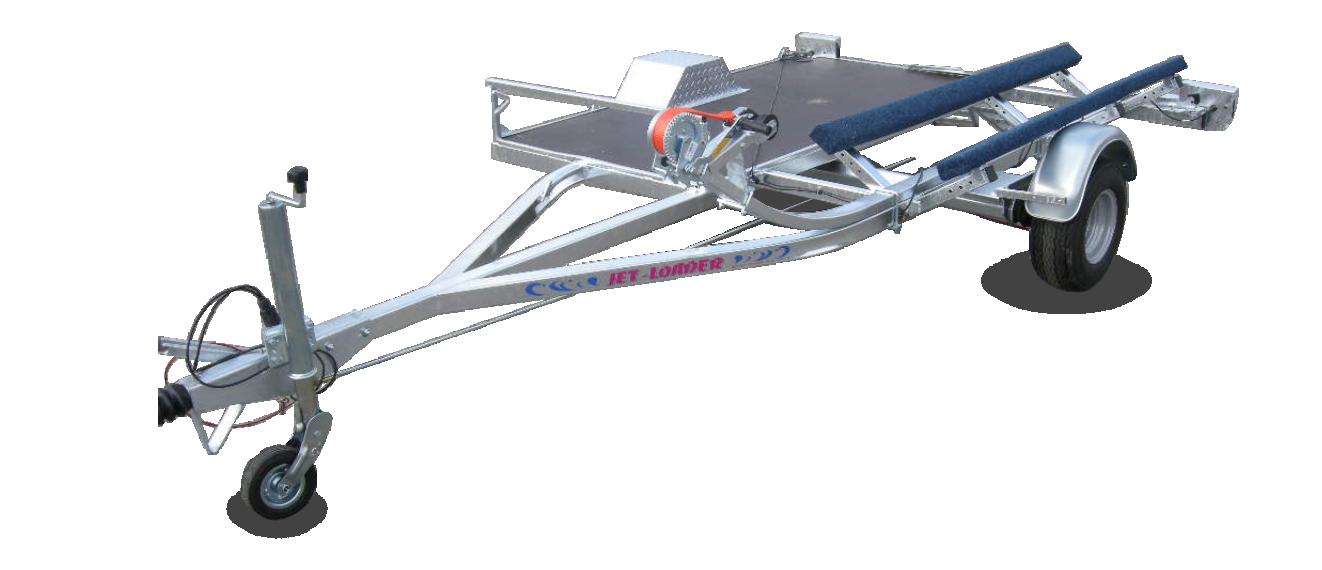 jet loader custom car trailers for jet ski. Black Bedroom Furniture Sets. Home Design Ideas